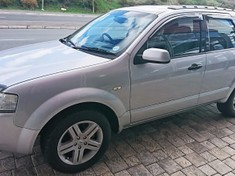 2006 Ford Territory 4.0i Ghia At  Western Cape Worcester