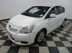 2011 Toyota Verso 1.8 Sx Cvt  Gauteng Pretoria