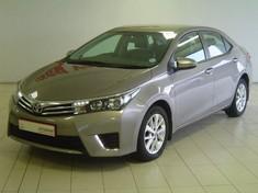 2015 Toyota Corolla 1.4D Prestige Western Cape Kuils River