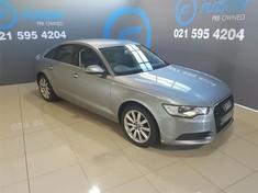 2011 Audi A6 2.0 Tfsi Multitronic  Western Cape Goodwood