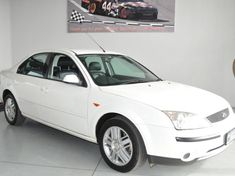 2002 Ford Mondeo 2.0 Ghia  Free State Bloemfontein