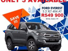 2017 Ford Everest 3.2 XLT 4X4 Auto Kwazulu Natal Hillcrest