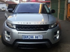 2013 Land Rover Evoque 2.0 Si4 Dynamic Gauteng Johannesburg