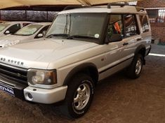 2003 Land Rover Discovery Xs V8 At  Gauteng Edenvale
