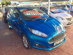 2014 Ford Fiesta 1.6 Tdci Trend 5dr  Eastern Cape Newton Park