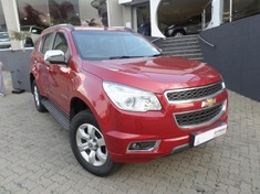 2014 Chevrolet Trailblazer 2.8 Ltz At  Gauteng Johannesburg