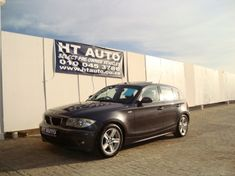 2004 BMW 1 Series 120i Exclusive At e87 Gauteng Randburg
