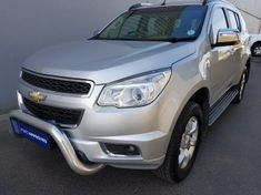 2013 Chevrolet Trailblazer 2.8 Ltz 4x4 At  Western Cape Paarden Island