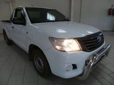 2014 Toyota Hilux 2.0 Vvti S Pu Sc  Gauteng Alberton