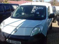 2012 Renault Kangoo 1.6i Express FC PV Gauteng Boksburg