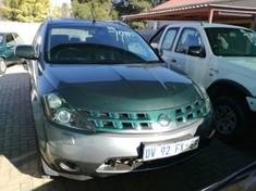 2008 Nissan Murano  Gauteng Boksburg