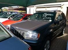 2003 Jeep Grand Cherokee 2.7 Limited At  Gauteng Boksburg