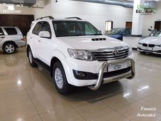 2013 Toyota Fortuner 3.0d-4d Rb At Mpumalanga Nelspruit