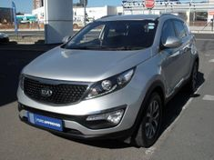 2014 Kia Sportage 2.0 CRDi Auto Kwazulu Natal Pinetown