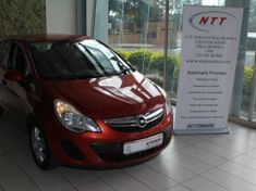2012 Opel Corsa 1.4 Essentia 5dr  Limpopo Phalaborwa