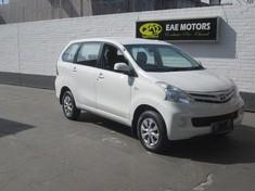 2013 Toyota Avanza 1.3 Sx  Gauteng Vereeniging