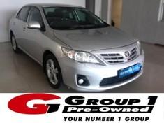 2013 Toyota Corolla 2.0 Exclusive  Gauteng Midrand