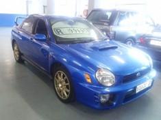 2002 Subaru Impreza 2.0t Wrx Awd  Western Cape Parow