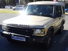 2004 Land Rover Discovery Td5 Gs At  Gauteng Randburg