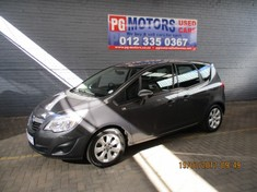 2012 Opel Meriva 1.4t Enjoy  Gauteng Pretoria