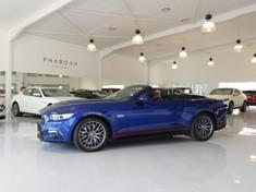 2016 Ford Mustang 5.0 GT Convertible Auto Gauteng Sandton