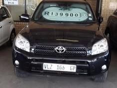 2007 Toyota Rav 4 Rav4 2.0 Vx At Gauteng Boksburg