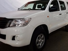2014 Toyota Hilux 2.5d-4d Srx 4x4 Pu Dc  Gauteng Silverton