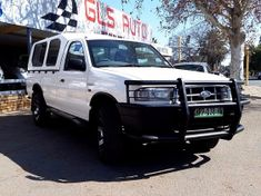 2002 Ford Ranger 2.5 Td Hi-trail Xl Pu Sc  North West Province Klerksdorp