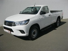 2016 Toyota Hilux 2.4 GD-6 RB SRX Single Cab Bakkie Northern Cape Kimberley