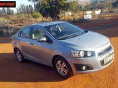 2012 Chevrolet Sonic 1.6 Ls  North West Province Rustenburg