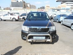 2012 Toyota Hilux 2.0 Vvt-i Pu Sc  Gauteng Johannesburg