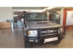 2015 Toyota Land Cruiser 70 4.5D Single cab Bakkie Limpopo Groblersdal