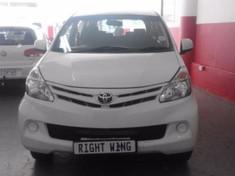 2012 Toyota Avanza 1.5 SX Gauteng Johannesburg