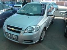 2010 Chevrolet Aveo 1.6 Ls  North West Province Rustenburg