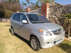 2007 Toyota Avanza 1.5 TX Gauteng Lenasia