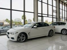 2016 BMW 4 Series 428i Convertible M Sport Auto Gauteng Sandton