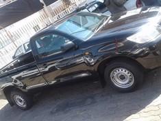 2012 Toyota Hilux 2.0 Vvt-i Pu Sc  Gauteng Jeppestown