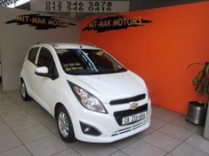 2014 Chevrolet Spark 1.2 Ls 5dr  Gauteng Pretoria