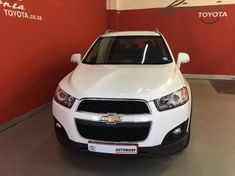 2015 Chevrolet Captiva 2.4 Lt  Gauteng Sandton