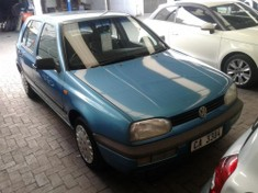 1997 Volkswagen Golf 3 Gs 1.6  Western Cape Parow