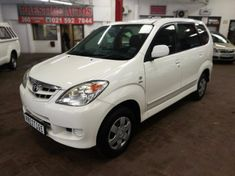 2011 Toyota Avanza Call Bibi 082 755 6298 Western Cape Goodwood