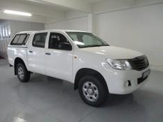 2015 Toyota Hilux 2.5d-4d Srx 4x4 Pu Dc  Western Cape Malmesbury