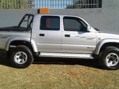 2003 Toyota Hilux 3.0kz-te Raider Rb Pu Dc  Gauteng Pretoria