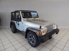 2004 Jeep Wrangler Sahara 4.0 6sp  Gauteng Hatfield