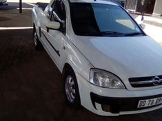 2007 Opel Corsa Utility 1.8 Sport Pu Sc Gauteng Pretoria