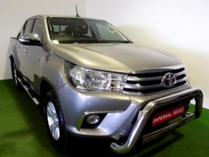 2016 Toyota Hilux 2.8 GD-6 Raider 4X4 Double Cab Bakkie Auto Gauteng Pretoria