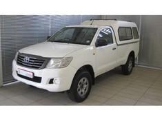 2014 Toyota Hilux 2.5 D-4d Srx Rb Pu Sc  Mpumalanga White River