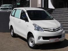2014 Toyota Avanza 1.3 S Fc Pv  Gauteng Johannesburg