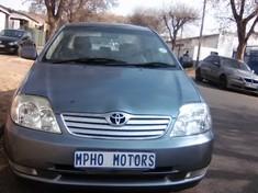 2007 Toyota Corolla 160i Gsx  Gauteng Johannesburg