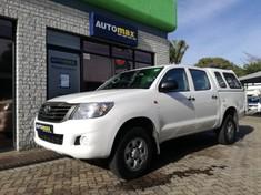 2013 Toyota Hilux 2.5d-4d Srx 4x4 Pu Dc  Eastern Cape Port Elizabeth